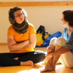 Somatic Resonance Der Körper spricht – körperorientierte Gesprächsführung
